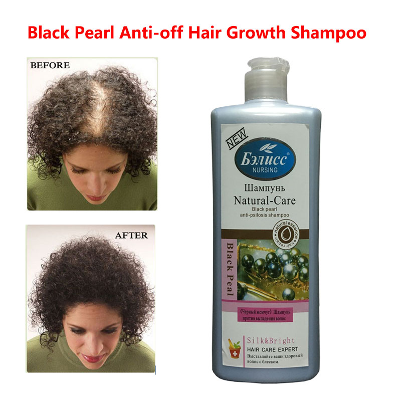 Hair Shampoo Anti-off Hair Growth Natural Herbal Extracts Hair regrowth Fast Shampoo Professional Care 3 types free shipping 5