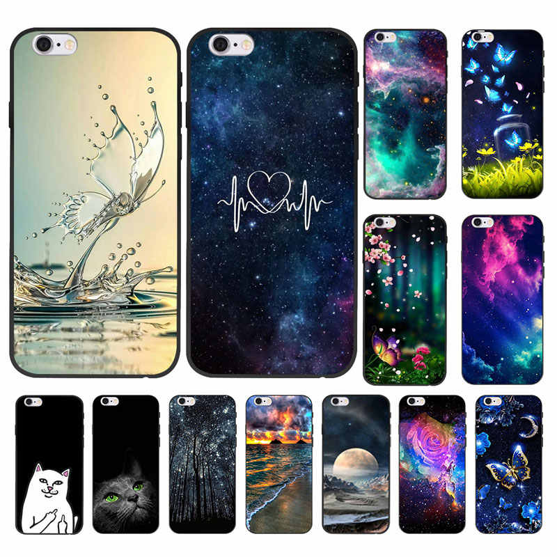 For Huawei ALE-L21 Funda For Huawei P8 Lite 2015 Case Cover Black TPU Silicone For Huawei P 8 Lite Phone Shell P8Lite 2015 Back