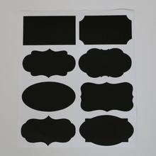 Chalkboard Labels Stickers  for Jars –  Bottle