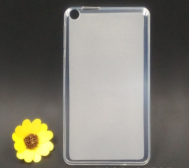 new product d8cc6 158da US $4.5 |Fashion High Quality Crystal Transparent TPU Back Cover Case For  ASUS Fonepad 7 FE171MG +film gift-in Tablets & e-Books Case from Computer &  ...