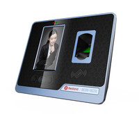 4.3 Дюймов TFT Сенсорный Экран Распознавания Отпечатков пальцев Дверь Система Контроля Доступа