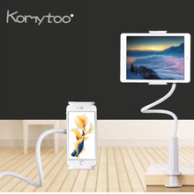 Flexible Desktop Phone Tablet Stand Holder 360 degree For iPad Mini Air 70 cm Long Lazy Bed Tablet PC Stands Mount for Samsung