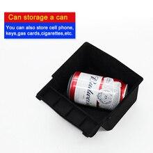 QHCP автомобильный подлокотник ящик для хранения лоток для центральной консоли лотки контейнер коробка чехол для Subaru Forester 2013-2017 XV 2018 Outback 15-17