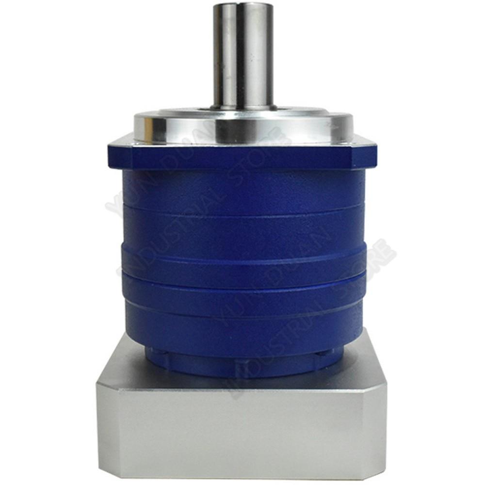 5:1 Helical gear planetary Gearbox Reducer 3Arcmin 22mm input For NEMA52 120mm 130mm 1KW 2KW 3KW AC Servo Motor Robot CNC5:1 Helical gear planetary Gearbox Reducer 3Arcmin 22mm input For NEMA52 120mm 130mm 1KW 2KW 3KW AC Servo Motor Robot CNC