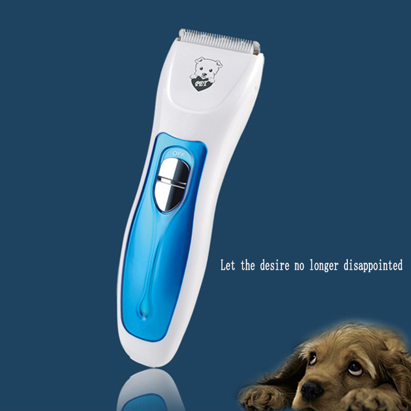 Professional dog electric fader pet shaver charging pet cut pet professional pet electric push cats and dogs rechargeable dog shaver teddy electric fader dog shaving knife