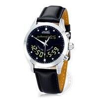 イスラム教徒アザン時計キブラとコンパスイスラム礼拝用の時計ら Harameen ファジル時間
