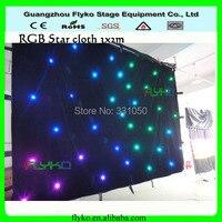 Ücretsiz kargo 3x2 m prolight yıldız bez parti  DJ  Kulüp sahne dekorasyon sıcak satış|Sahne Aydınlatması Efekti|Işıklar ve Aydınlatma -