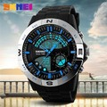 Luz de Fondo Digital Vendedor Caliente de China Original Skmei Relojes Deportivos Para Hombres