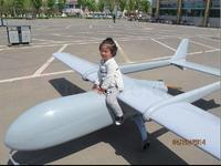 FPV Радио пульт дистанционного Управление H T хвост радиоуправляемая модель самолета Skyeye 4450 мм БПЛА (H) T хвост самолет Супер огромный на платфо