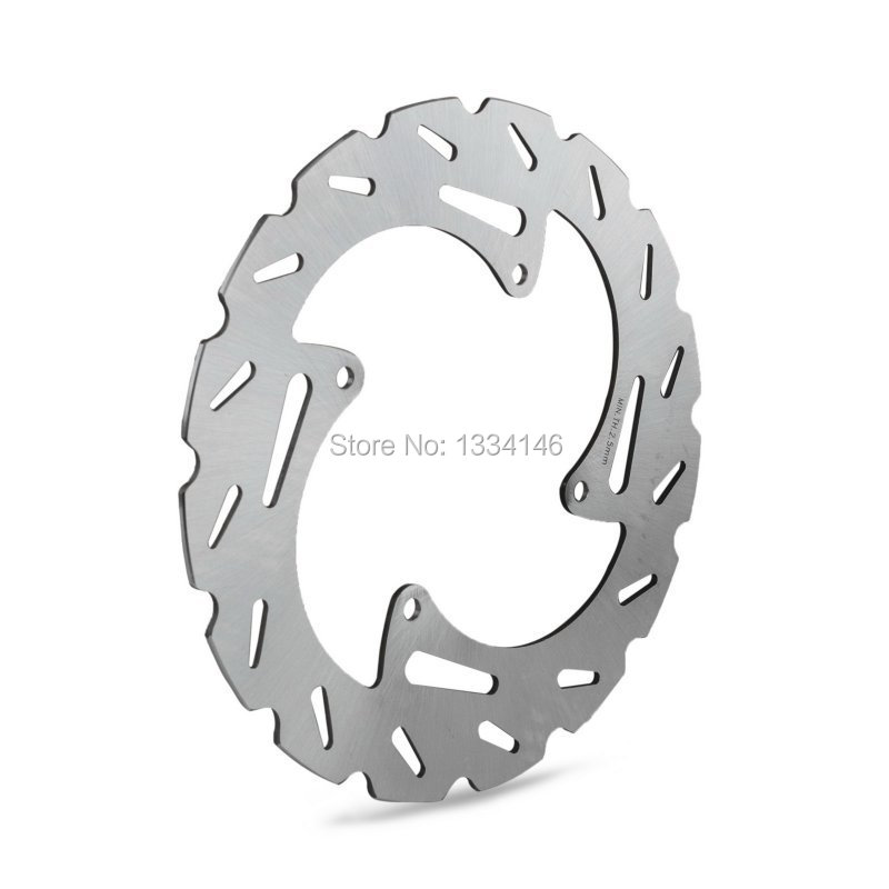 New Front Brake Disc Brake Rotor For KTM 85 SX 2004 2005 2006 2007 2008 2009 2010 2011 2012 2013 2014 aluminum alloy radiator for ktm 250 sxf sx f 2007 2012 2008 2009 2010 2011