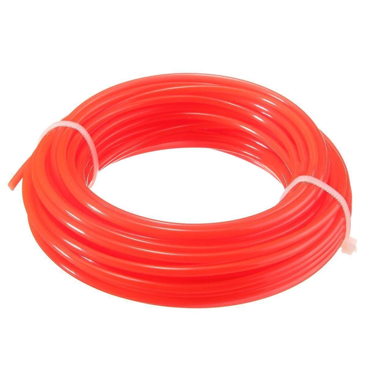 15m x 2.0mm New Trim Line Strimmer Nylon Spool Refill Cord Wire Trimmer