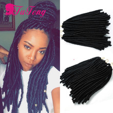 faux locs crochet hair