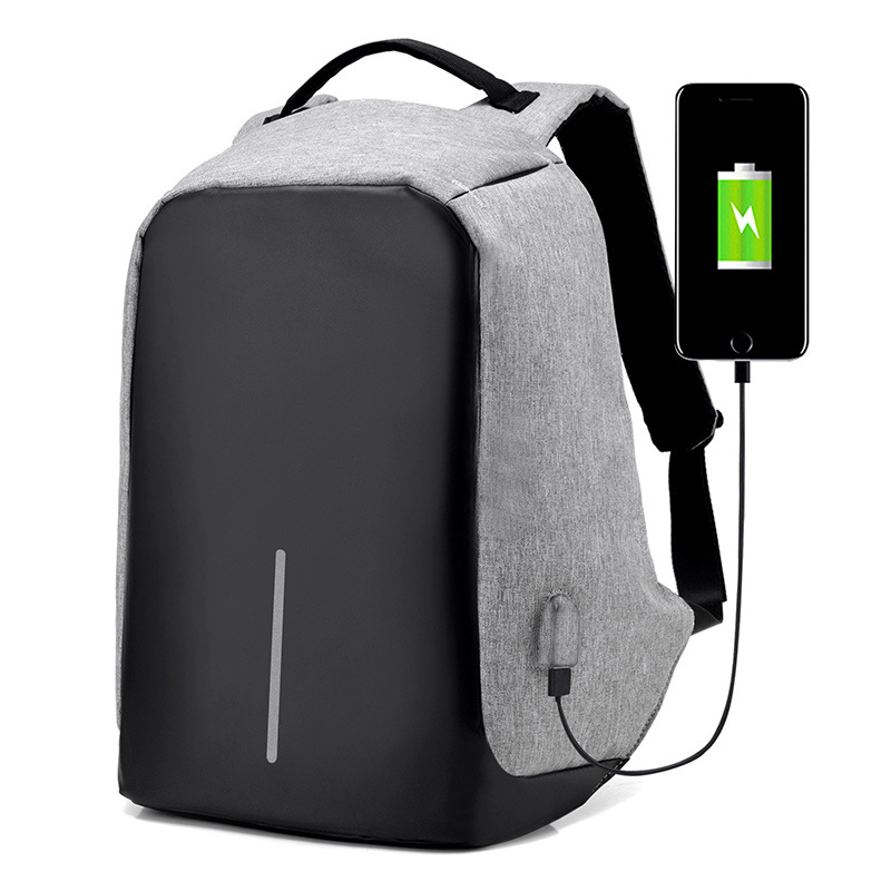 Men Business Backpacks USB Charging Design School Backpack for Teenagers Laptop Mochila Anti-theft Bags for Trip Drop Shipping anti theft backpack usb charging men laptop backpacks for teenagers male mochila waterproof travel backpack school bag dropship