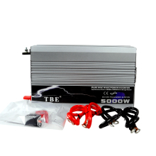 Charger Car-Power-Inverter Sine-Wave-Power 10000W AC 220V 12V/24V Pure To DC Cable