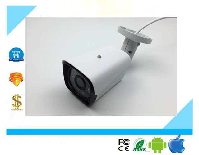 5 0MP 2592 1944 IP Metal Bullet Camera Sony MX335 XM550 H 265 Low illumination IP66