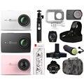 """[Международное Издание] Xiaomi YI 4 K Действий Камеры Ambarella A9SE Xiaoyi 4 К Спорт Камера 2.19 """"155"""" 12MP EIS НРС Video Recorder"""