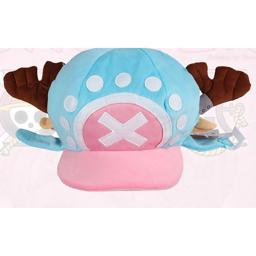 2016 New Fashion Anime One Piece Tony Tony Chopper Cap Cosplay - Costumi di carnevale