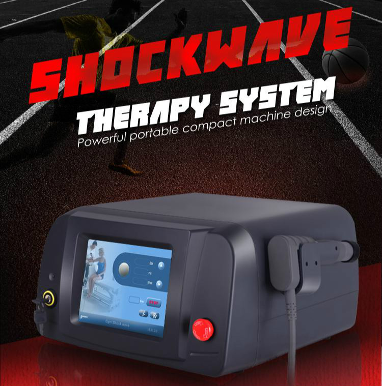 High Quality Shockwave Therapy Shock Wave Machine Slimming Weight Loss Pain Relief ED Erectile Dysfunction Treatment