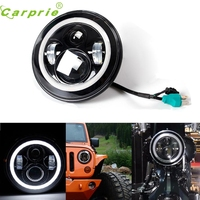 New Arrival 7 Inch Motorcycle Projector Daymaker Hi Lo LED Light Bulb Headlight Nr24