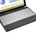 for Microsoft Surface 3 Ultra-thin Clear TPU Laptop Protective Film Keyboard Cover Skin