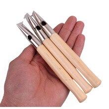3 шт. скульптурный нож батик ручка восковая печать инструмент глина для художественных работ скульптура вырезание художественные работы краски Керамика ремесло