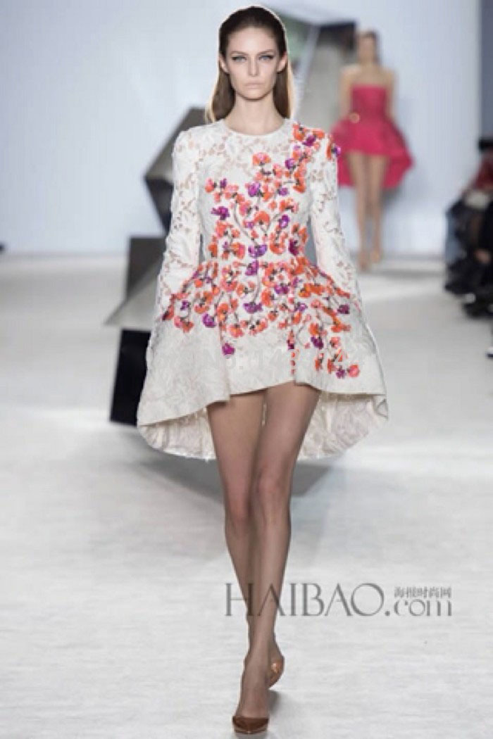Aliexpress.com : Buy MANSA 2015 Designer Short Lace Evening Dress ...