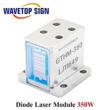 Moduli del Laser a diodi di WaveTopSign per depilazione GTHM 350 350W