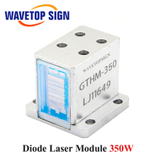 WaveTopSign דיודה לייזר מודולים עבור שיער הסרת GTHM 350 350W