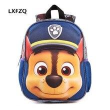 aa1d46c34dc Bolsas 3D para niñas mochila niños cachorritos mochilas escolares  infantiles bolsas de escuela encantador bolso mochila escolar .