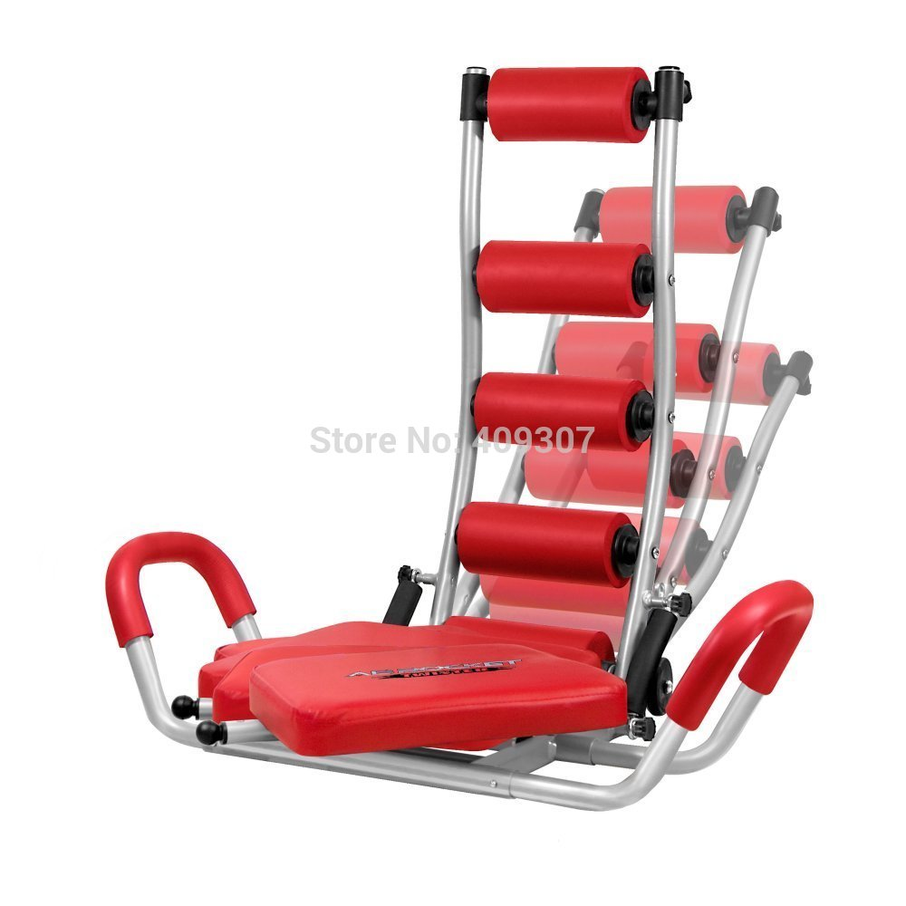 Abdominal Twister Abdominal Trainer Strength Training Equipment Home Exercise & Fitness Machine 2014 up dated abdominal trainer strength training equipment home exercise