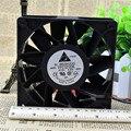 Agua de refrigeración del ordenador fan delta pfc1212de 12038 12 v 3a 12 cm fuerte brisa gran volumen de aire ventilador violento