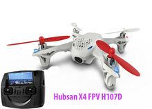 Hubsan X4 H107D FPV 5.8G 4CH 6 axis RC Quadcopter Drone dengan Kamera RTF FPV