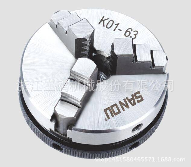 K01-63 Three Jaw LATHE Chuck Manual Self-Centering 2.5  Mini Chuck K01 63mm M14 Hardened Steel for Wood Lathe 3 3 jaw lathe chuck k11 80 k11 80 80mm manual chuck self centering lathe parts diy metal lathe lathe accessories