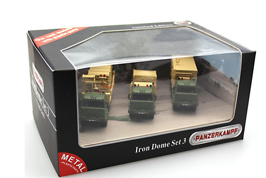 1/72 Scale Military Model Toys Israel