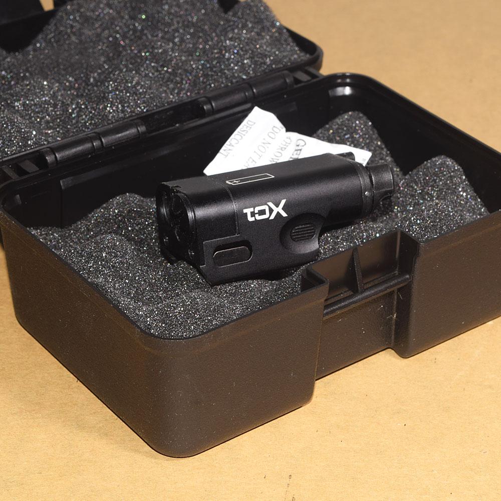 Low Profile High Lumen xc1 pistol flashlight Fit 20mm Rail Glock SF XC1 Ultra Compact Handgun M92 Light Used In GLOCK встраиваемая акустика speakercraft profile accufit ultra slim one single asm53101 2