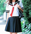 Japanese sailor suit Girls High school student uniform COSPLAY ,short /Long-sleeve JK uniform custom costuming clothing