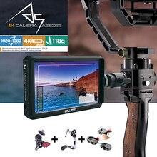 Lilliput A5 1920×1080 4 K HDMI в/из трансляции 5 дюймов Камера/видео поле монитор для Canon Nikon sony Zhiyun Gimbal гладкой 4