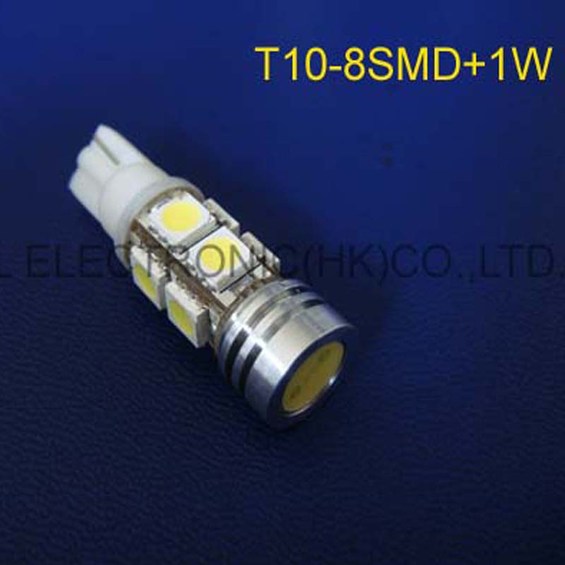 Lights & Lighting High Quality 5050 Chips 12v Led Bulb T5 Auto Led Light Free Shipping 20pcs/lot Light Bulbs