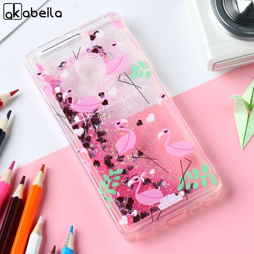 AKABEILA Mobile Phone Cases For Huawei P9 EVA-L09 (Single SIM) EVA-L19 EVA-L29 (Dual SIM) Covers Soft TPU Bags Skin Housing