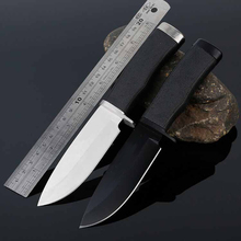 Combat Camping knife Practical Portable Fixed Hunting Tactics Fixed Blade Knife & Sheath