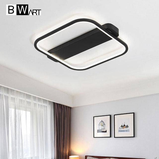 BWART Modern LED Ceiling Lights For Living Room Bedroom high brightness Indoor Ceiling Lamp Fixture luminarias para teto