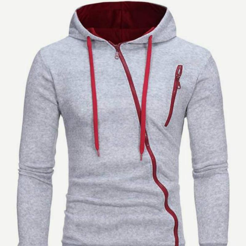Mens Casual Zip Up Jacket Coat Sweatshirt Sweater Long Sleeve Jumper Cardigan