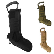 цена на Tactical Christmas Stocking with Molle Gear for Hunting Shooting Military Ammo Bullet Pouch Dump Drop Magazine Christmas Gifts