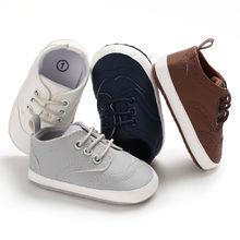 Baby Boy Casual Shoes Newborn Soft Boy Shoes