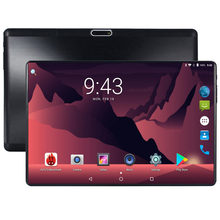 New Android 8.0 OS 10 inch tablet pc Octa Core 4GB RAM 64GB ROM 8 Cores 1280*800 IPS 2.5D Glass Screen Tablets 10.1 Gift