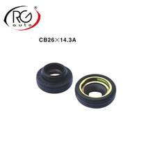 Автомобильный Компрессор кондиционера уплотнение масла/автоматический компрессор переменного тока Тип губы резиновый вал уплотнение