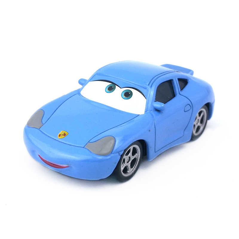 Detail Feedback Questions About Disney Pixar Cars 2 3 Sally Blue