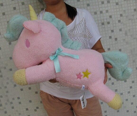 Sanrio Little Twin Stars Pink Unicorn Stuffed Plush Doll 23