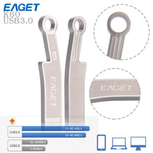 EAGET K60 usb 3.0 usb flash drive 16GB 32GB 64GB the Cutter shape Despicable Cute pen drive pendrive U disk creative personality