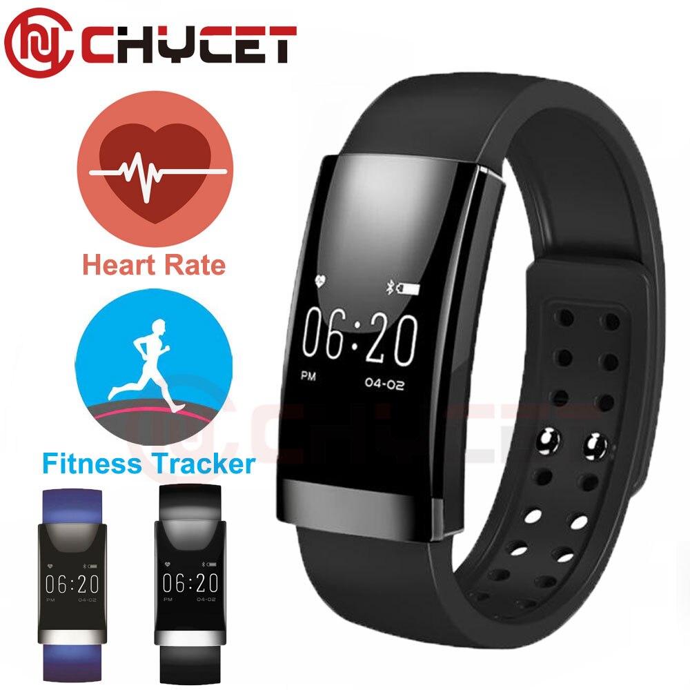 Smart band MS01 sport heart rete monitor smart wristband waterproof IP65 anti lost smart bracelet For
